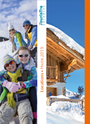 catalogue locations hiver/printemps 2019 TourisTra Vacances